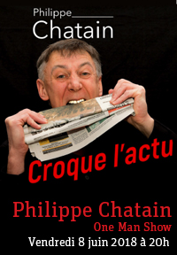 Philippe Chatain - one man show